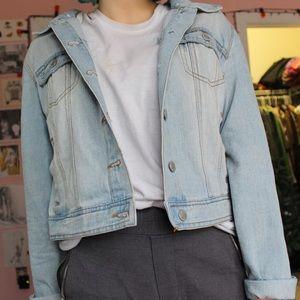 Ci Sono Jackets & Coats - 🐬Light blue Ci Sono Jean jacket